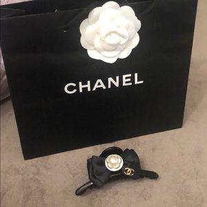 Chanel hair accessories
